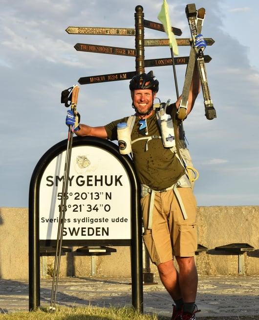Fredrik Erixon rullskidor